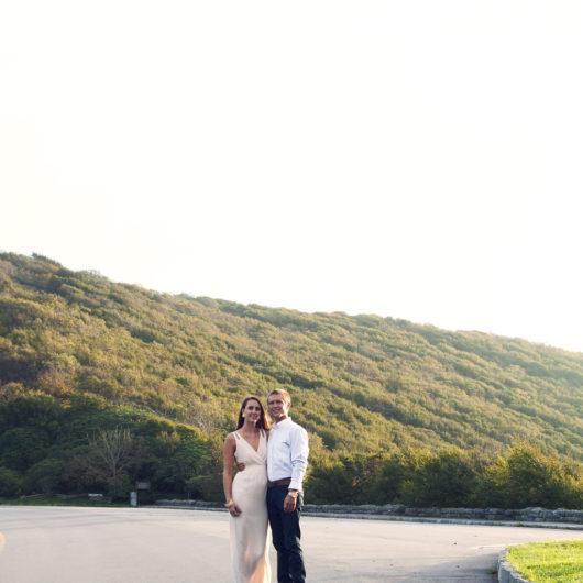 Asheville Engagement Photos, Craggy Gardens