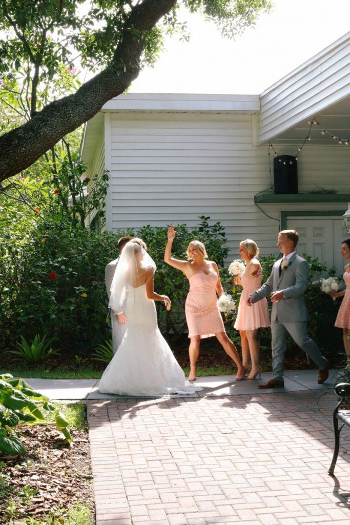 Davis Island Garden Club Wedding Photos Tampa Wedding Photographer Ashley Izquierdo