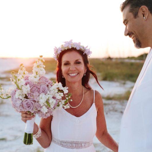 Siesta Key Beach Wedding, Suzi + Spike