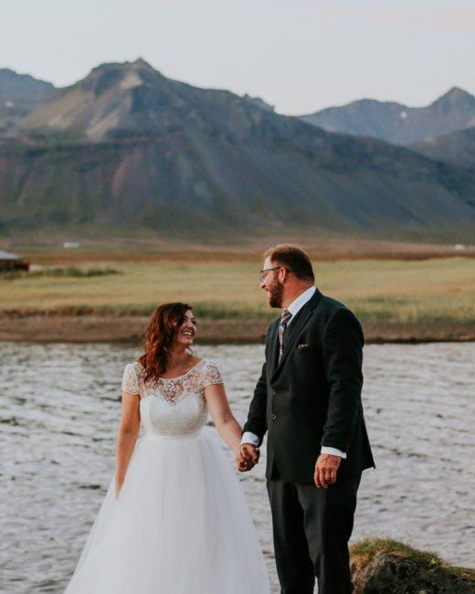 Iceland Wedding Photographer, Michelle + Jesse
