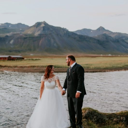 Iceland Wedding Photographer, Michelle + Jesse