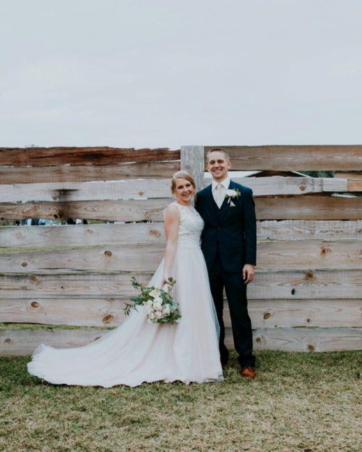 Florida Rustic Barn Wedding Photos, Caitlin + Josh