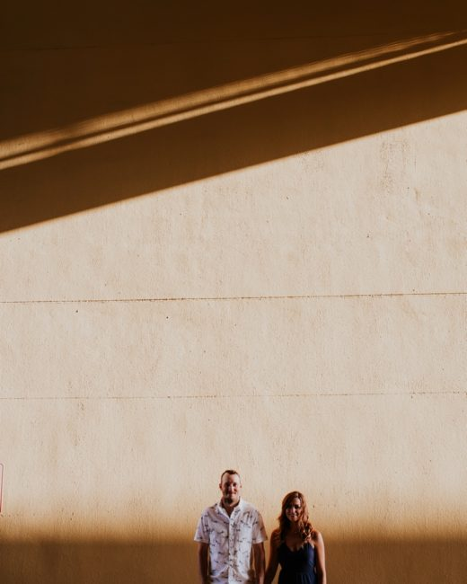 St. Pete Engagement Photos, Amber + Austin