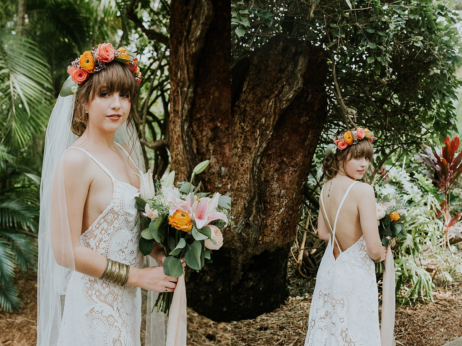 Sunken Garden Wedding Photos, Rebecca + Max, Ashley Izquierdo