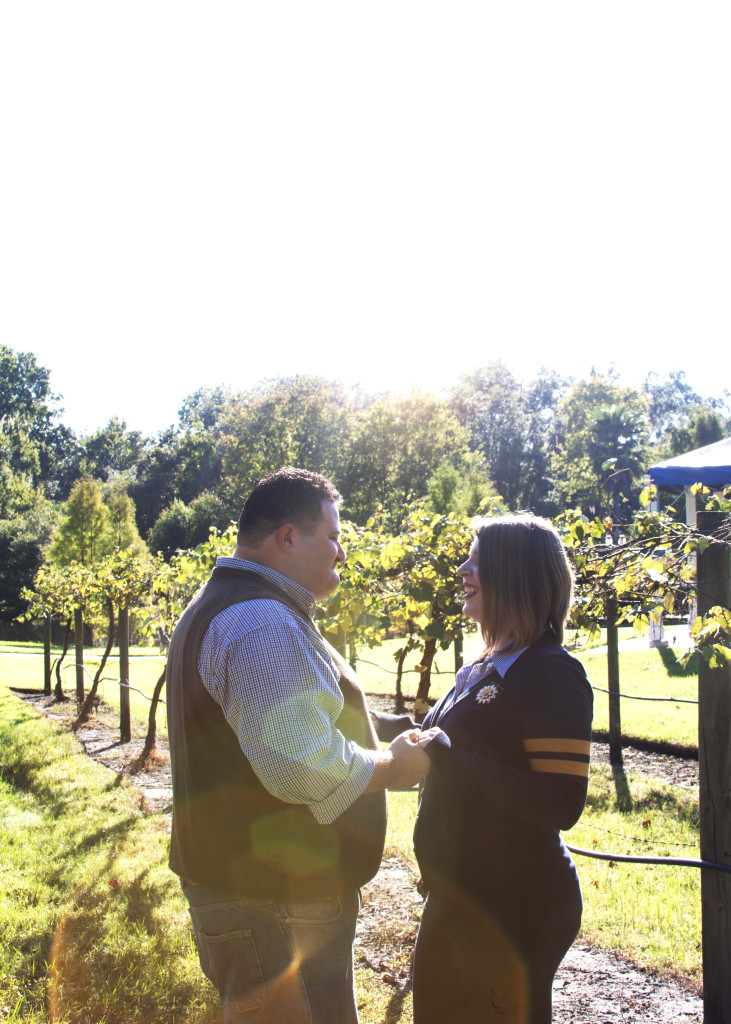 Keel and Curley Engagement