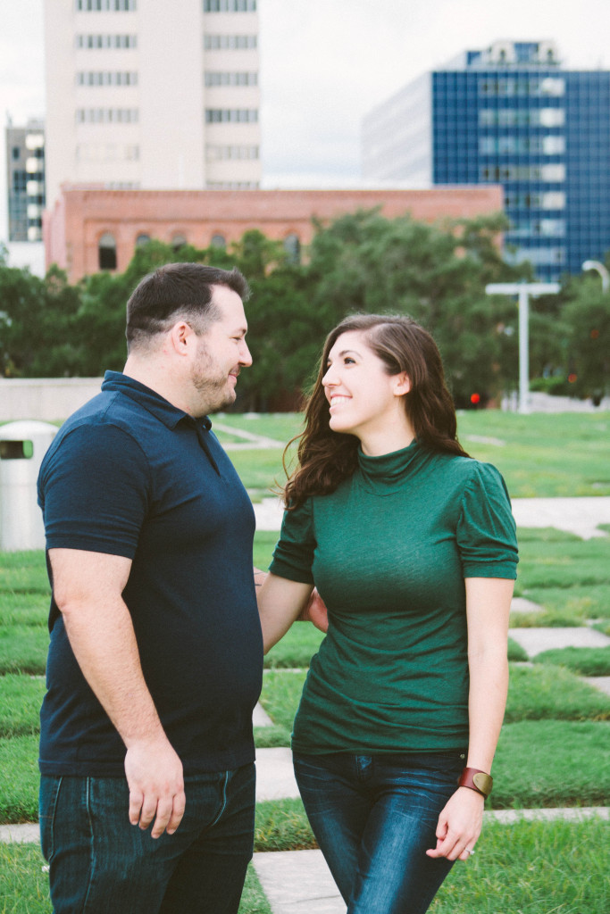 downtown tampa engagement photos, tampa engagement photos, tampa wedding photographer, florida wedding photographer,