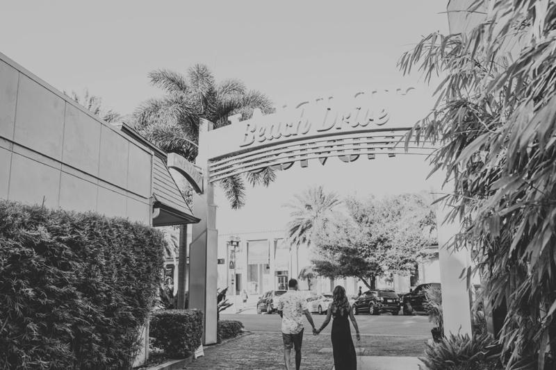 St. Pete Engagement Photos, Tampa Museum of Fine Arts Engagement Photos, St. Pete Museum of Fine Art Engagement Photos, Tampa wedding photographers, tampa wedding photographer, st pete wedding photographers, st pete engagement photographer, beach drive engagement photos, ashley izquierdo, DTSP engagement photos