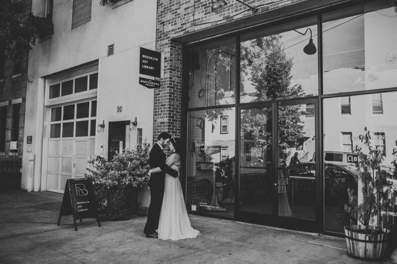 Brooklyn Art Library Wedding, Brooklyn Art Library Wedding Photos, Brooklyn Art Library Wedding Photographer, Brooklyn Wedding Photographer, New York Wedding Photographer, Manhattan Wedding Photographer, The Sketchbook Project, Ashley Izquierdo, Wiilliamsburg Wedding Photos
