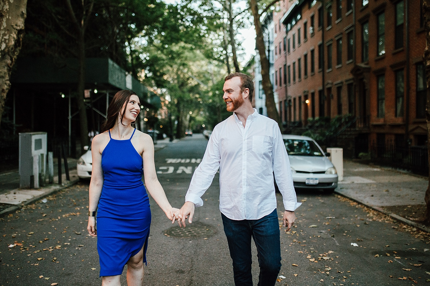 Brooklyn Heights Engagement Photos, Brooklyn Heights Engagement, Brooklyn Heights Engagement Session, Brooklyn Engagement Photos, Brooklyn Engagement Photos Ideas, New York Wedding Photographers, New York Couples Session, New York Photo Ideas, Ashley Izquierdo, Tampa Wedding Photographers, Tampa Wedding Photographer