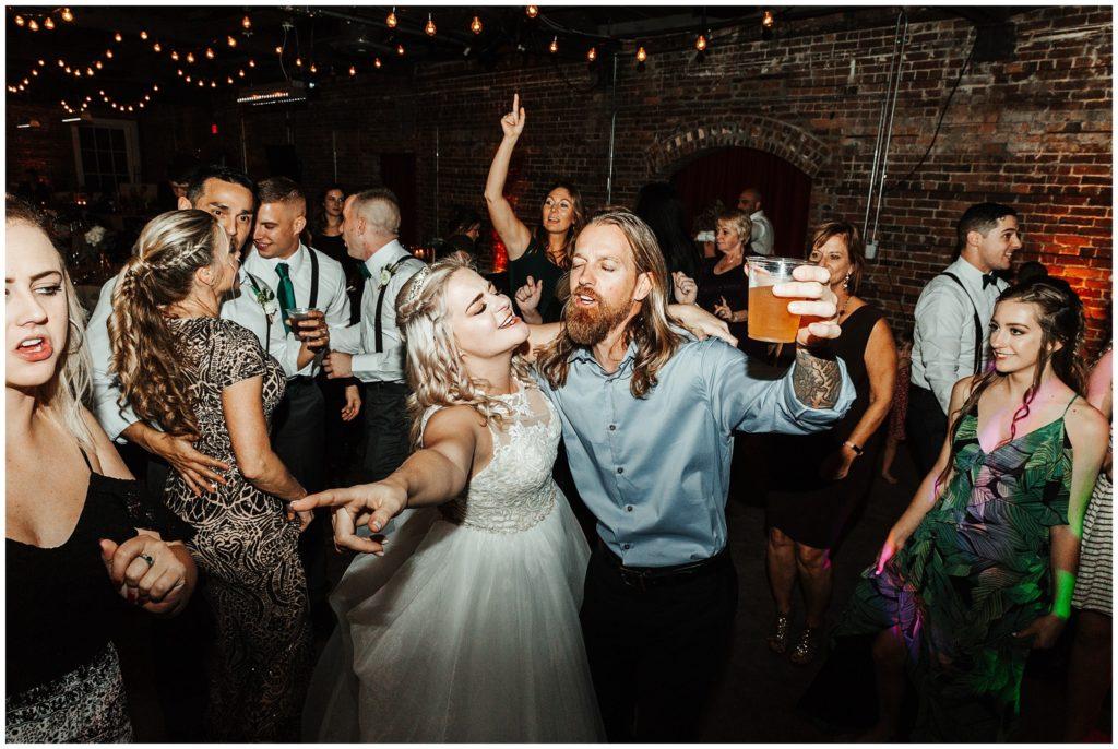 CL Space wedding photos, CL Space