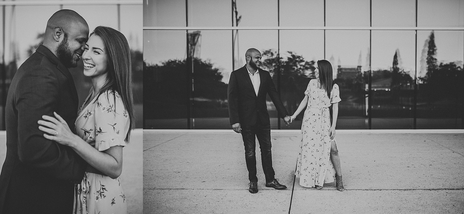 Sunrise Downtown Engagement Session Tampa, Tampa Engagement Session, Tampa Engagement Session Ideas, Tampa Engagement Photographer, Tampa Wedding Photographers, Tampa Wedding Photos, Best Tampa Photographers, Ashley Izquierdo