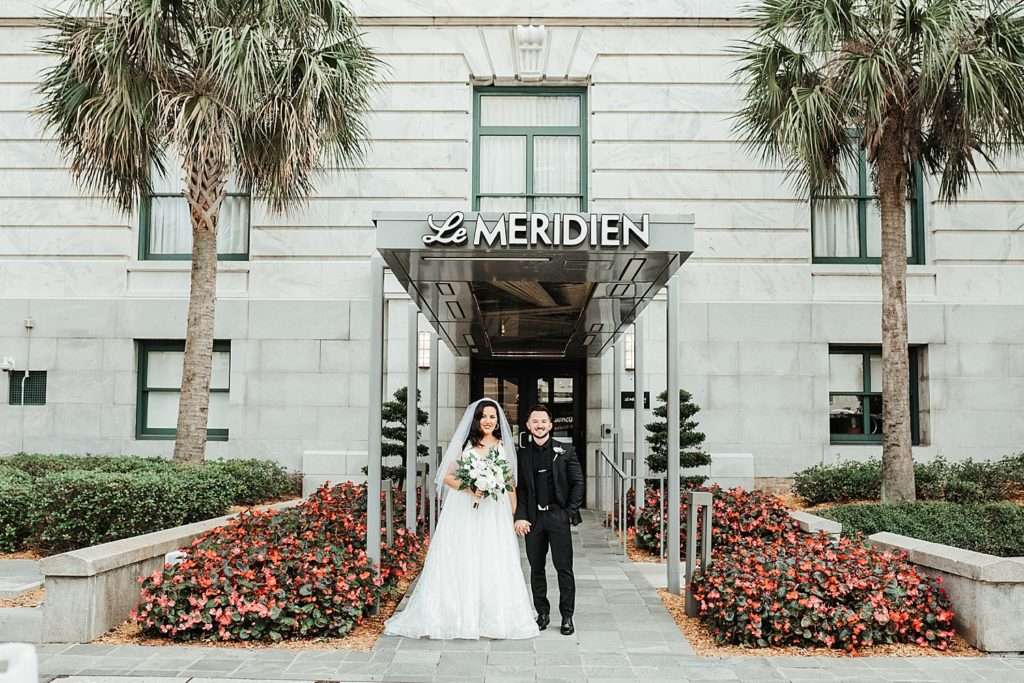 le meridien wedding, le meridien wedding photos, intimate le meridien wedding, tampa wedding photographers, best tampa wedding photographers, ashley izquierdo, wedding venues in tampa