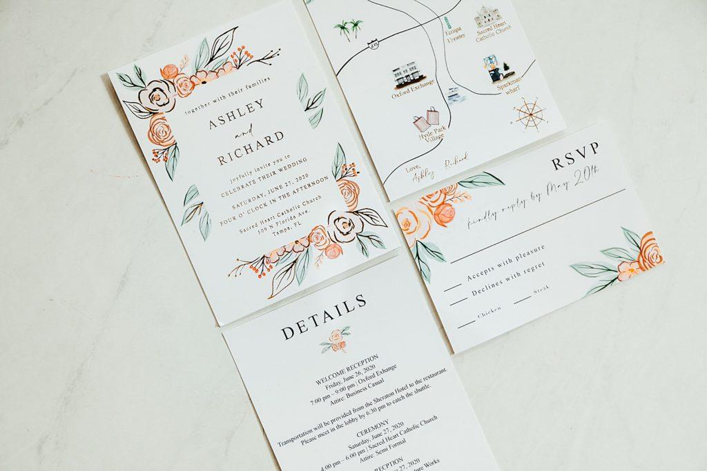 wedding invitations, wedding flat lays, ashley izquierdo, wedding invitation ideas, wedding invitations DIY, wedding invitation design